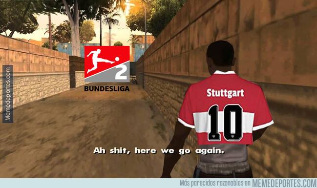 1076373 - El Stuttgart descendió