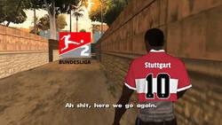 Enlace a El Stuttgart descendió