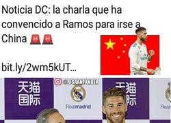 Enlace a Ramos y su chino