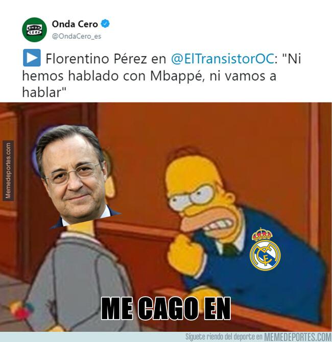 1076390 - Mbappé se aleja del Madrid