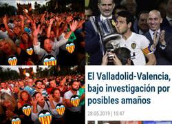 Enlace a Para una alegría que tiene el Valencia y se la fastidian a los 3 días