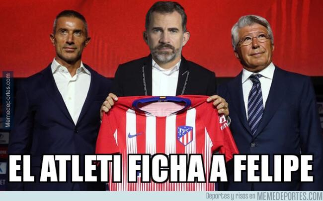 1076416 - Creo que este Felipe ya era del Atleti...
