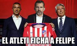 Enlace a Creo que este Felipe ya era del Atleti...