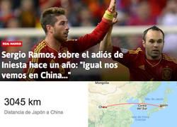 Enlace a Para Ramos lo mismo da que sea Japón como si es China