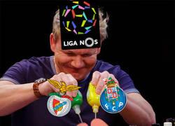Enlace a El Atlético se nutre de la liga portuguesa