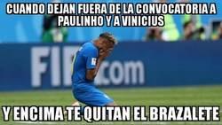 Enlace a La Selección no deja de decepcionar a Neymar