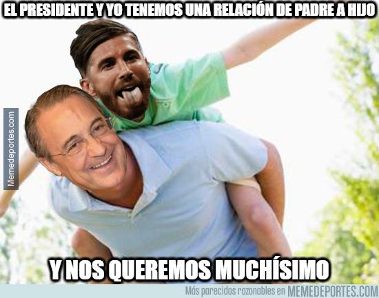 1076576 - Resumen de la rueda de prensa de Ramos sobre su futuro en el Madrid