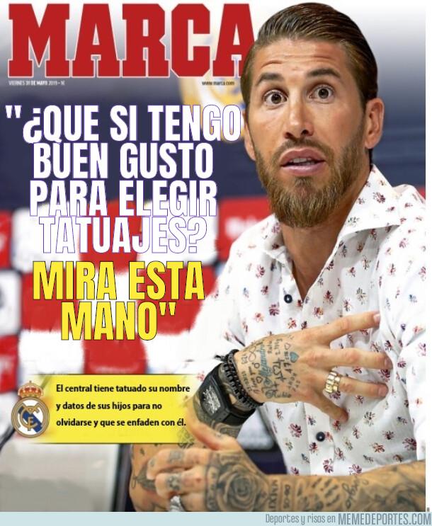 1076626 - Ramos y el tatuatroll