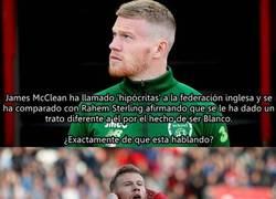 Enlace a ¿Por qué un jugador irlandés ha llamado hipócritas y cobardes a la federación inglesa?