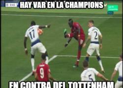 Enlace a El VAR no favoreció al Tottenham