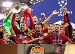 Enlace a El Liverpool pasa a ocupar el sitio del Madrid