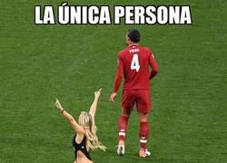 Enlace a Ni Messi pudo superar a Virgil como ella