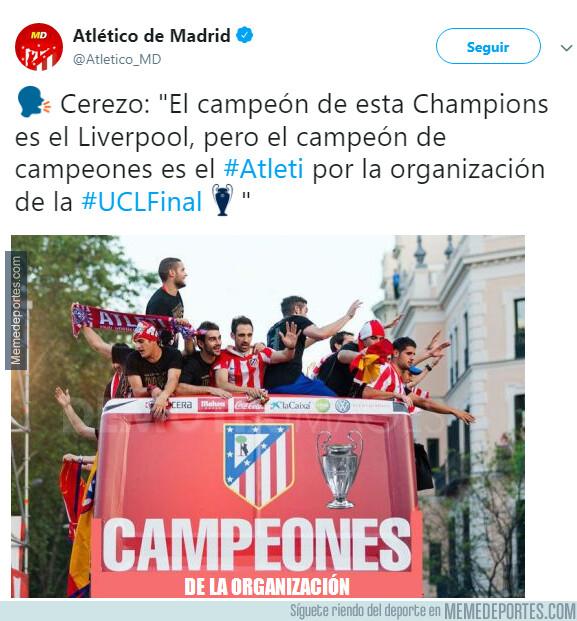 1076925 - Atlético de Madrid campeón de la Champions