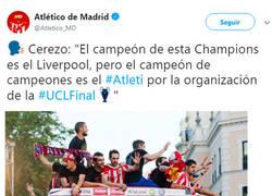 Enlace a Atlético de Madrid campeón de la Champions