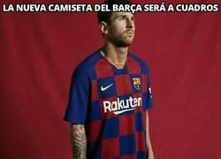 Enlace a Con Messi en el equipo te puedes permitir entretenerte. Vía @joeybartonunfanmas)