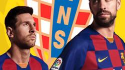 Enlace a La selección de Croacia vacila épicamente al Barça por la nueva camiseta que es igual a la suya