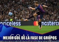 Enlace a La UEFA le regala el mejor gol de la Champions a Cristiano contradiciéndose a ellos mismos