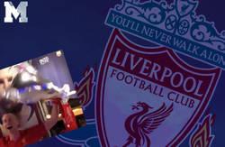 Enlace a Fans del Liverpool la lían a lo grande en el interior de la tienda del Barça