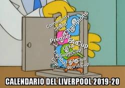 Enlace a ¡El Liverpool jugará 7 competiciones el próximo año!