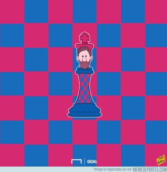 1077155 - El Barça se viste de ajedrez, por @goalglobal
