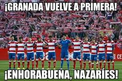 Enlace a ¡El Granada es de primera!