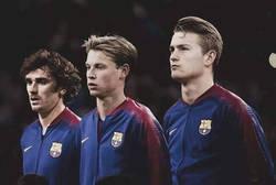 Enlace a Si el Barça ficha a sus rumores...