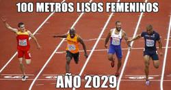 Enlace a La mujer más rápida