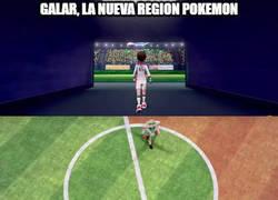 Enlace a ¿Referencia de Nintendo al rey del fútbol?