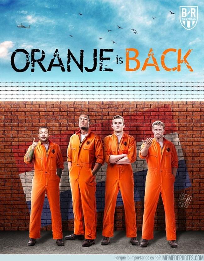 1077359 - La naranja mecánica está de vuelta, por @brfootball