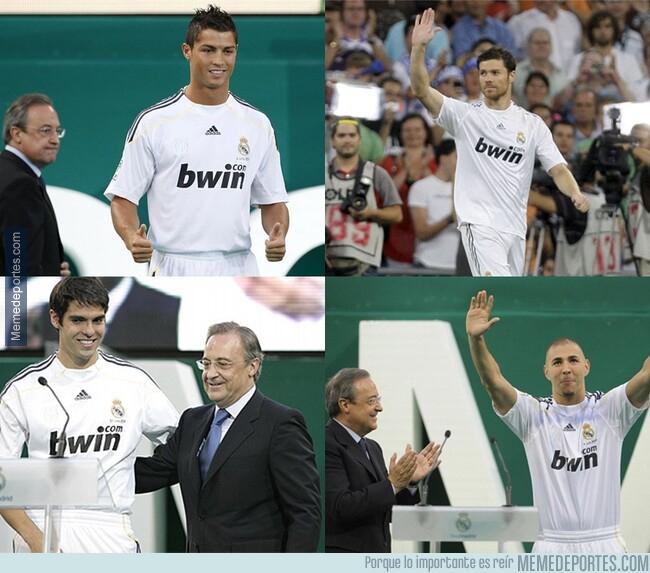 1077501 - El de este año, muy bien. Pero hace 10 años, el Madrid tuvo el verano más espectacular de su historia