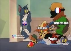 Enlace a Descripción gráfica de Francia ante Turquía