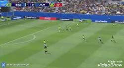 Enlace a Paradón de Bárbara que evitó el empate de Jamaica