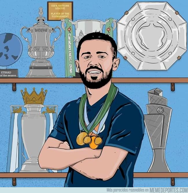 1077750 - Una gran temporada para Bernardo Silva