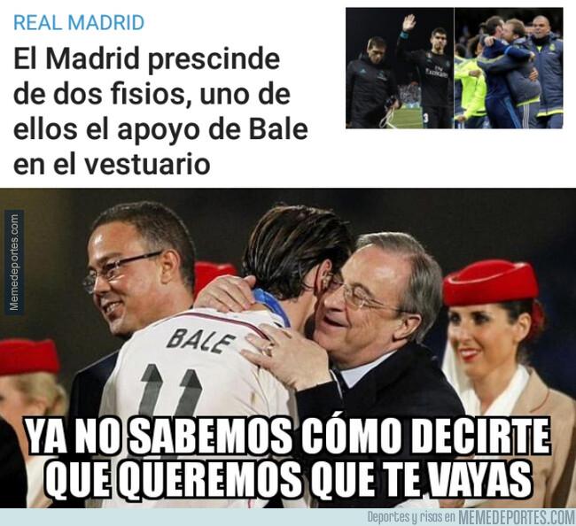 1077766 - Bale lo tiene en chino para seguir en el Madrid
