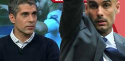 Enlace a El periodista José Luis Sánchez aprovecha una frase de Guardiola para atacar a Catalunya y sale escaldado