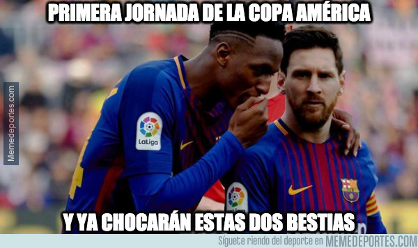 1077827 - Habrá un Messi-Mina en el Colombia-Argentina
