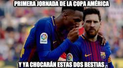 Enlace a Habrá un Messi-Mina en el Colombia-Argentina
