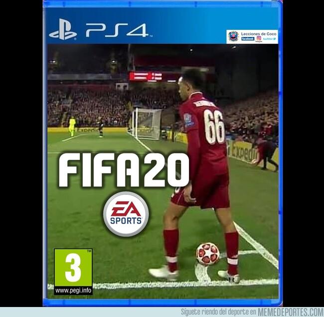 1077849 - Una posible portada para el próximo FIFA. Vía Lecciones de Coco