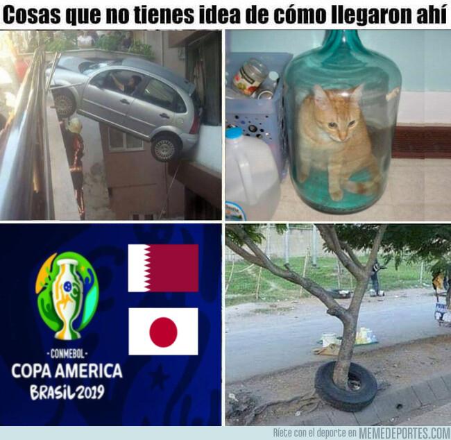 1077970 - ¿Qué hacen Catar y Japón en la Copa América?