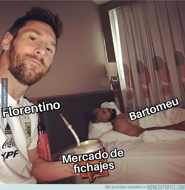 1077972 - La foto de Messi resume cómo va el mercado