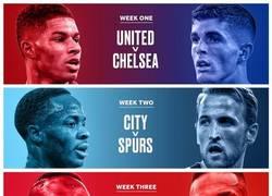 Enlace a El inicio de la Premier League es impresionante
