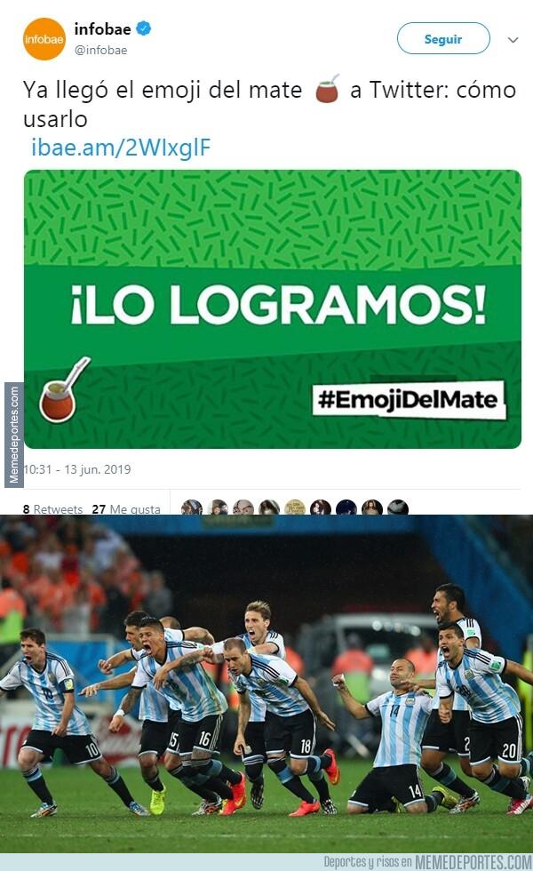 1078027 - Esto le gusta a los argentinos... y a Griezmann