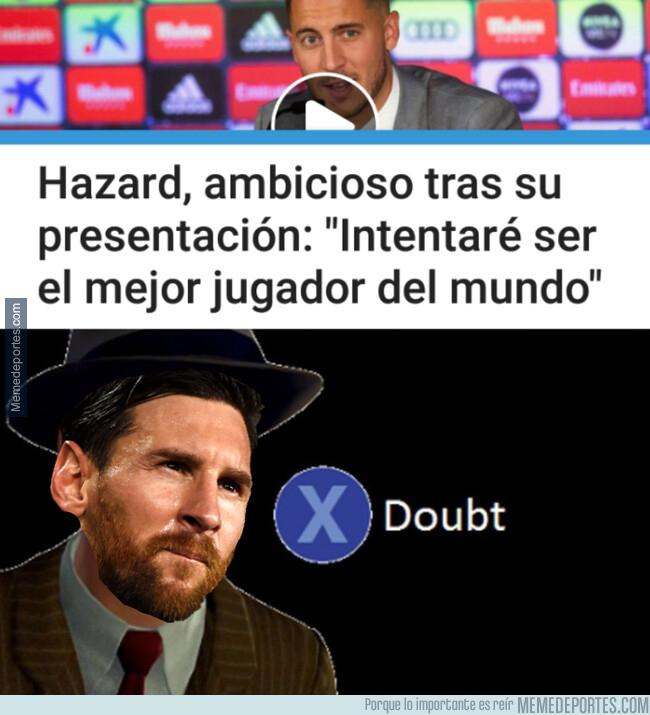1078077 - Messi duda que lo consiga