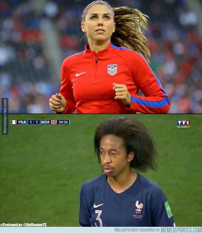1078203 - El fútbol femenino es muy confuso realmente
