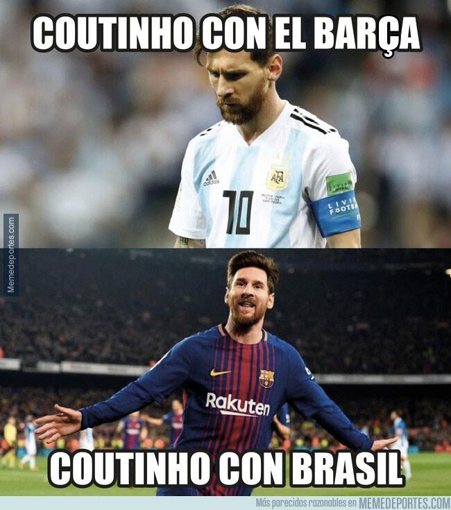 1078256 - Diferencias entre Messi y Coutinho
