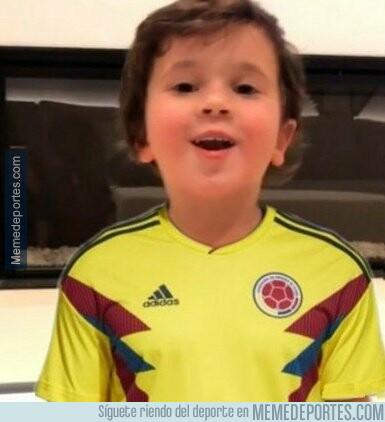 1078292 - Mateo Messi no pierde el tiempo, ya es colombiano