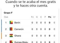 Enlace a Mientras tanto en la Copa África