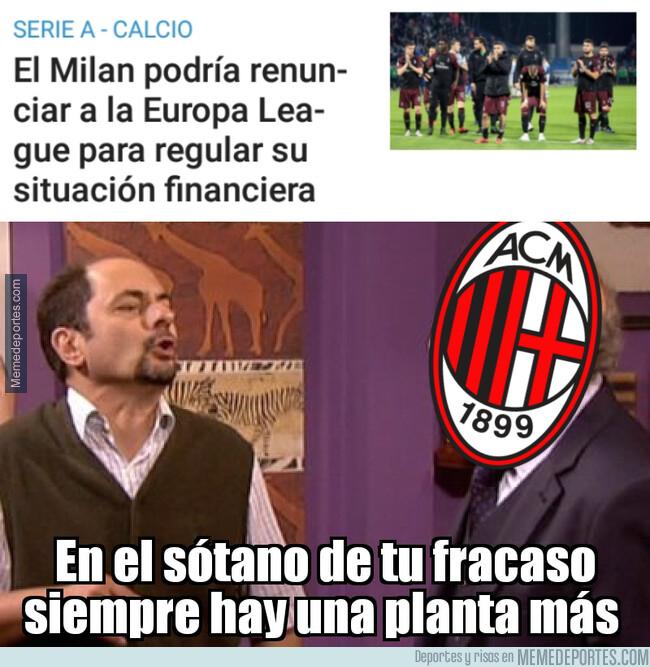 1078573 - El Milan está que no levanta cabeza