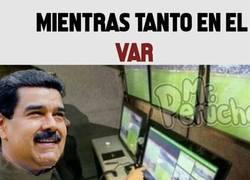 Enlace a Venezolanos+Árbitro=Revolución
