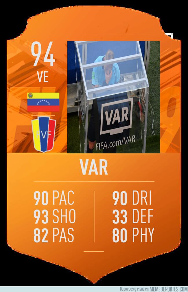 1078614 - El Man of the match